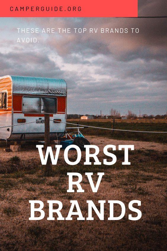 Worst RV Brands