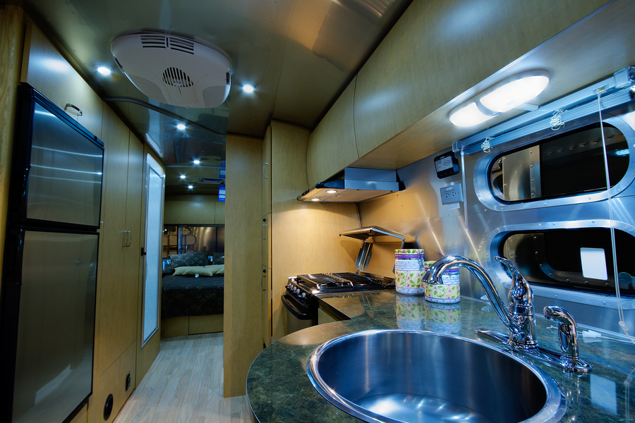 luxury trailer