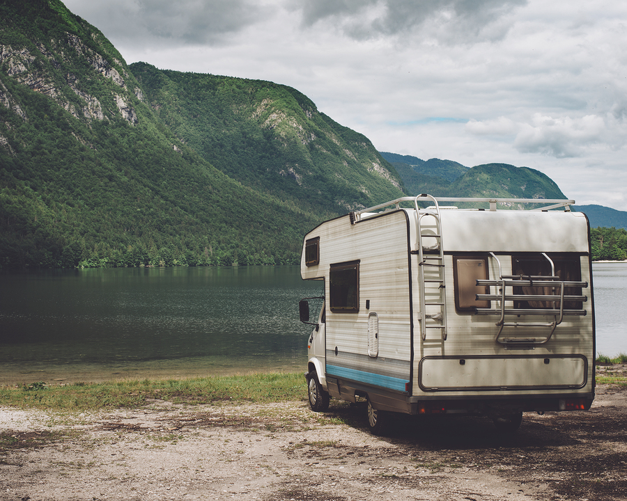 old depreciated rv