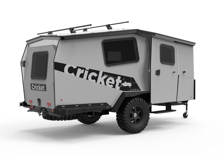 Taxa Outdoors Cricket Teardrop Trailer