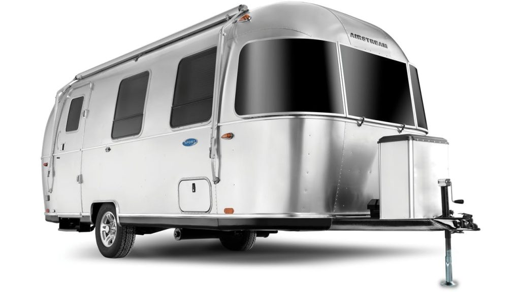 airstream sport trailer