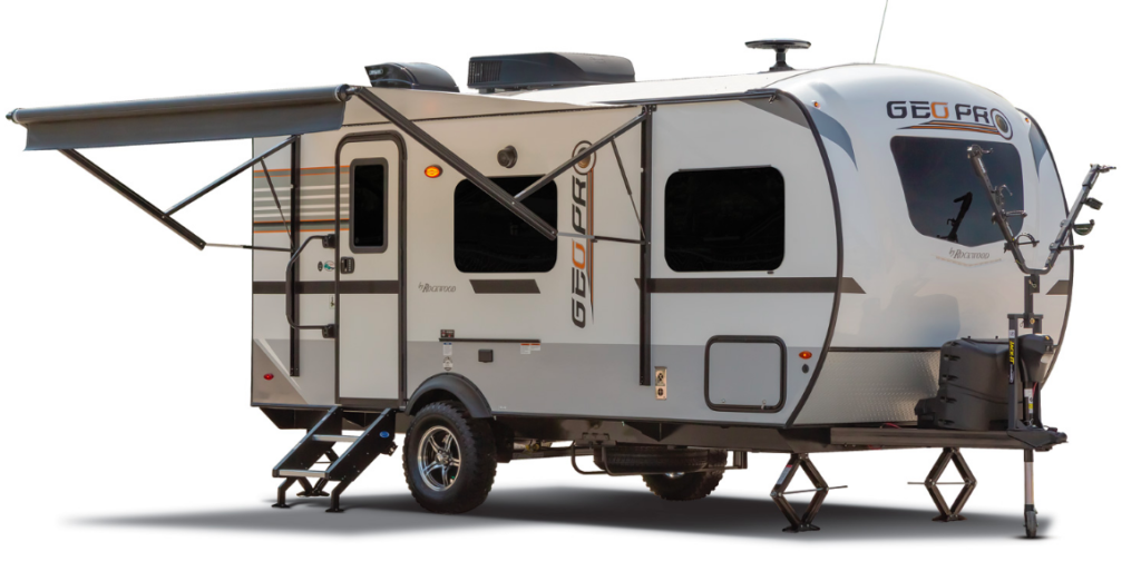 Forest River Rockwood Geo Pro Travel Trailer