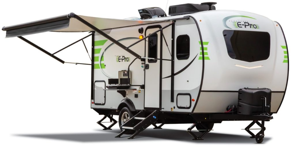 Forest River Flagstaff E-Pro Travel Trailer