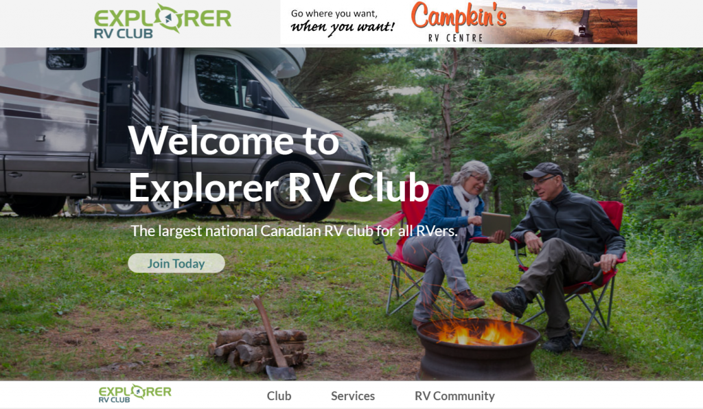explorer rv club