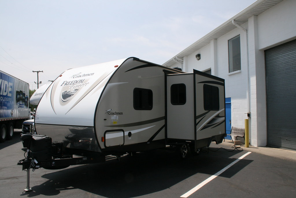 Best Small Travel Trailers with Slide Outs
