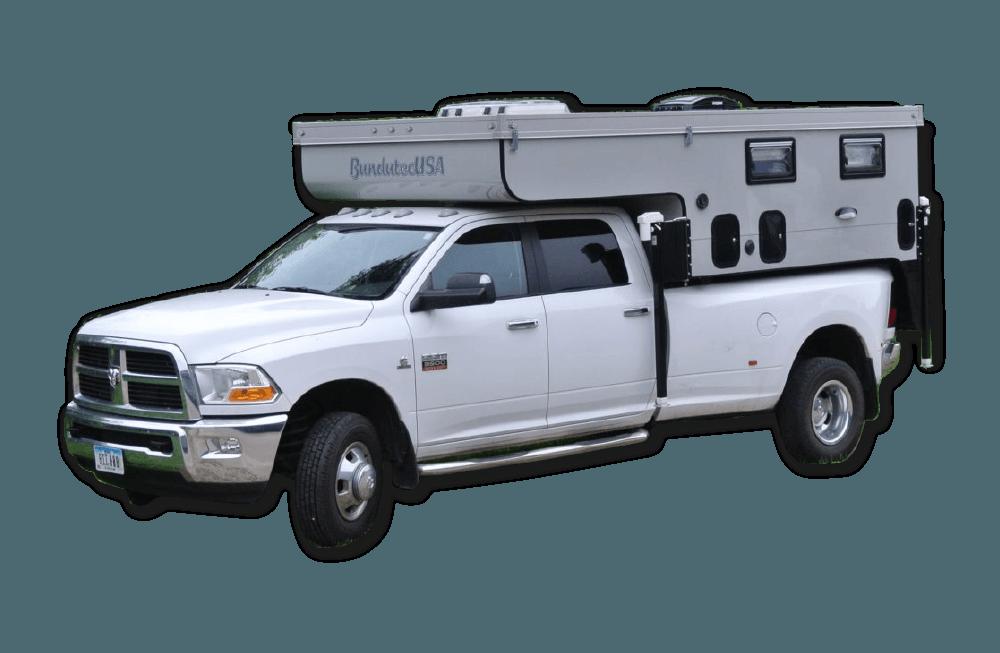pop up truck camper