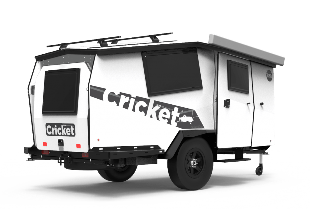 2021 Cricket Camping Trailer