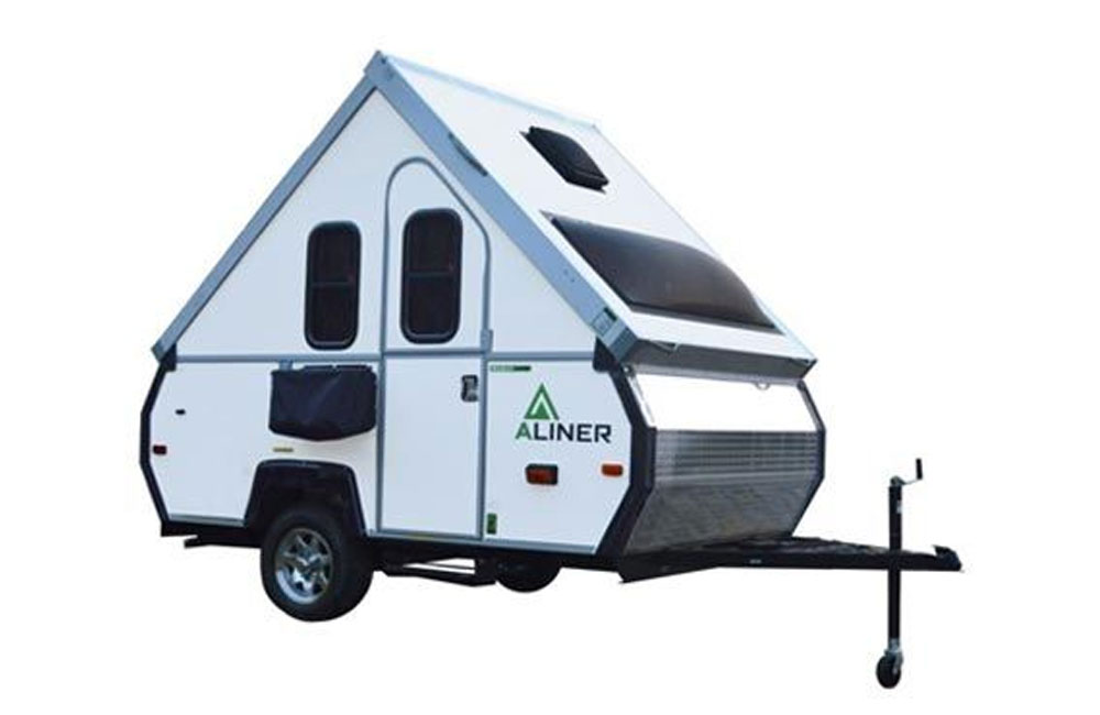 Aliner Scout-Lite A-Frame Camping Trailer
