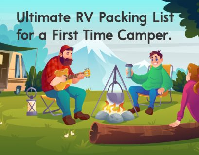 1. Ultimate RV Packing List for a First Time Camper.
