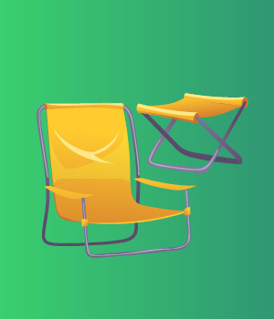 13. Camping Chairs
