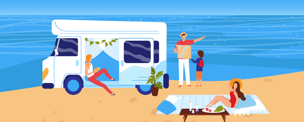 2.Why Road Trip In An RV Rather Than A Car