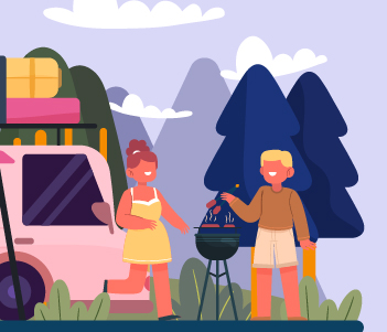 2.You Can Prepare Your Own Food In An RV