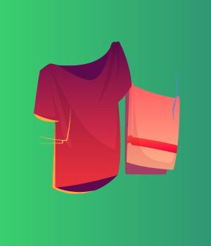 4. Clothing