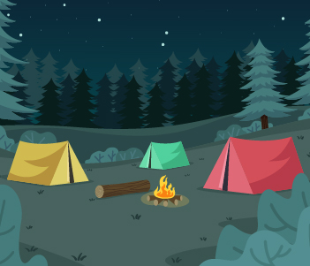 5.Book Campsites In Advance If Possible