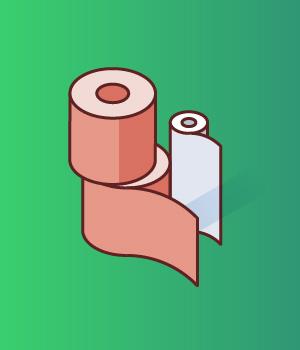 6. Toilet Paper