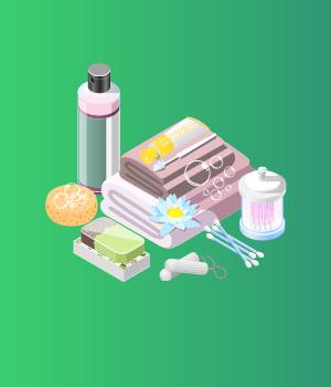 8. Toiletries