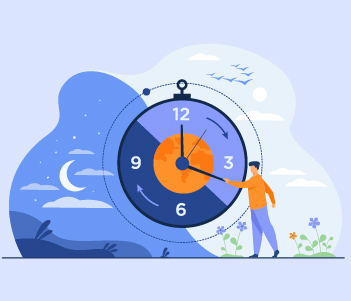 8.Adjust Your Estimated Time Of Arrival